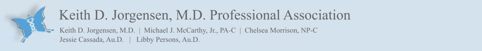 Dr. Jorgensen - Medical, allergy, and hearing professionals